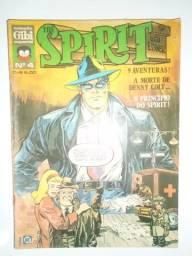 Título do anúncio: Revista The Spirit Número 4 - Editora Rge