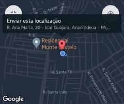 Vendo casa no Icuí Guajará R$ 60.000 (Negociável)