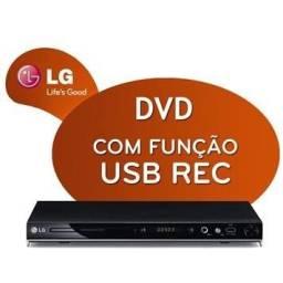 dvd play com usb rec lg