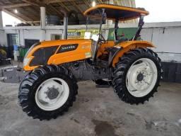 Trator Valtra A750 com redutor