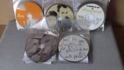 Lote cds originais