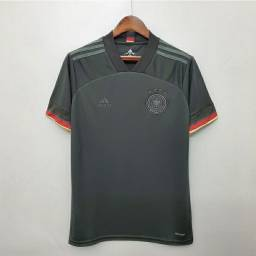 Camisa Alemanha III Preta