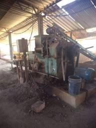 Fábrica de tijolos, cerâmica