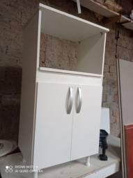 Balcão para forno e microondas (entrego)9  *