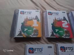 Coleção completa FTD 7 Ano