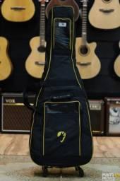 Bag Extra Luxo para violão Folk