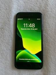 iPhone 7 32gb preto, tudo funcionando!!