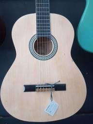 Violão acústico nylon tamanho adulto novo Harmonics na Plugmusic Petrolândia Contagem