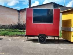 Vendo trailer ACM