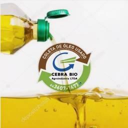 Compramos óleo usado em todas quantidades