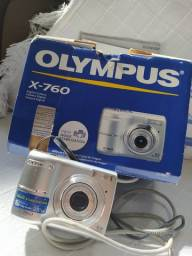 Camera Digital Olympus x760. Estado de Nova.