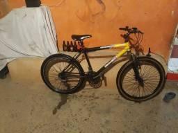 Vendo ou troco  bicicleta  só pega e andar