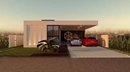 Casa com 3 suítes no Alphaville Paraíba - em construção