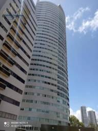 Apartamento beira-mar com 4 dormitórios à venda, 218 m² por R$ 2.700.000 - Boa Viagem - Re