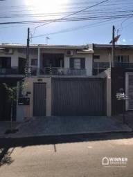 Sobrado com 3 dormitórios à venda, 200 m² por R$ 490.000,00 - Centro - Campo Mourão/PR