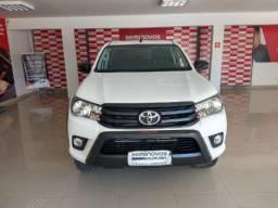 Toyota Hilux 2.8 SR CHALLENGE 4X4 CD 16V DIESEL 4P AUTOMATICO