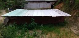 Vendo  8 telhas 1×6m