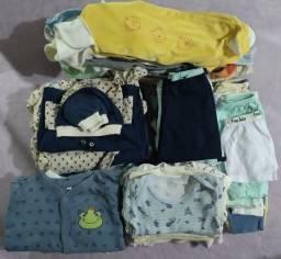Kits roupas, usadas mas em bom estado.