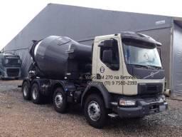 Volvo VM-270 betoneira 10m³ Liebherr toda original Bitruck