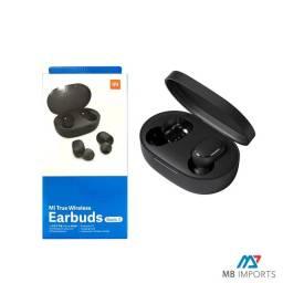 Fone de Ouvido Bluetooth Mi True Earbuds Basic 2 Novo Lacrado com Garantia