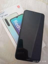 Redmi 8 64gb 4gb ham 10 dias de uso 1.500.$