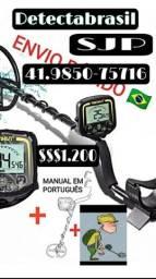Título do anúncio: Detector de metais TX 850