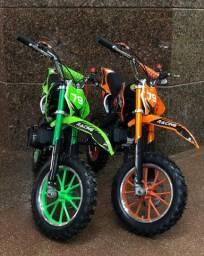 Moto Cross 49cc Infantil