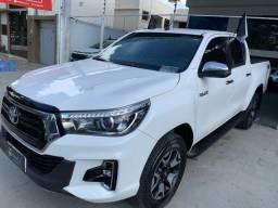 Toyota Hilux Cd SRX 4x4 automatica