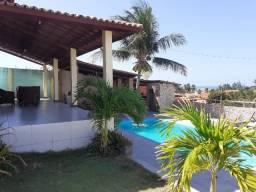 Aluga-se casa na praia de uruau/beberibe