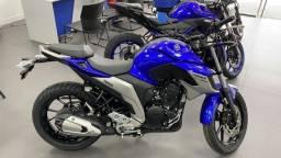 Fazer 250cc ABS Entrada de R$1.000,00