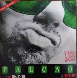 LP Vinil - Falcão - Bonito Lindo e Joiado