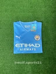 Camisa de time Manchester City Nova 2021/2022