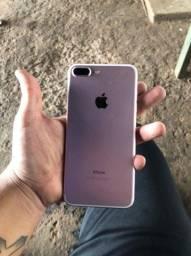 Vendo ou troco iPhone 7 Plus de 128 gigas