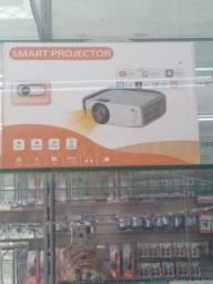 Projetor multimidía Led Full HD portátil