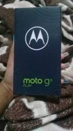 Moto g9 lacrado