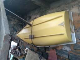 Vendo ou troco barco de fibra
