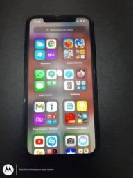 iPhone XR 64 GB Preto Impecavel