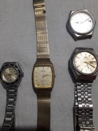 Relógios Orient antigos