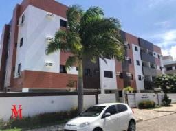 Apartamento com 3 dormitórios à venda, 77 m² por R$ 245.000,00 - Bessa - João Pessoa/PB