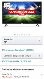 TV tcl smart tv