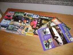 Revistas Classic Cars Excelentes para salas espera!