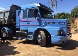 Caminhão Scania 113 ANO 97 completo