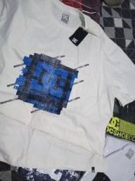 Vendo camisetas originais várias marcas