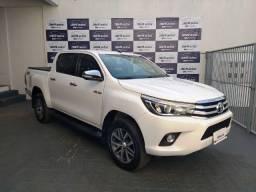Título do anúncio: Toyota Hilux CD 2.8 SRX 4x4 Diesel AT - 2016/2016 - R$ 195.000,00