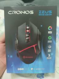 Mouse gamer greatek zeus