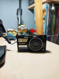 Câmera Sony Cyber-Shot WX100 Preta
