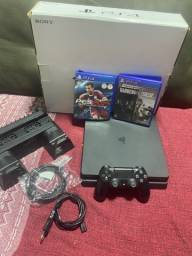 Ps4 Slim 1Tb Semi Novo