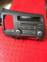 Rádio Original Honda New Civic 2007 - 2011
