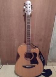 violão elétrico strinberg modelo SA - 20C