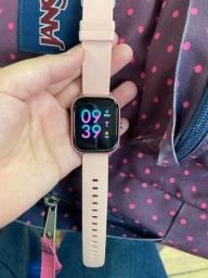 Relógio Smartwatch Colmi P8 A Prova D'água